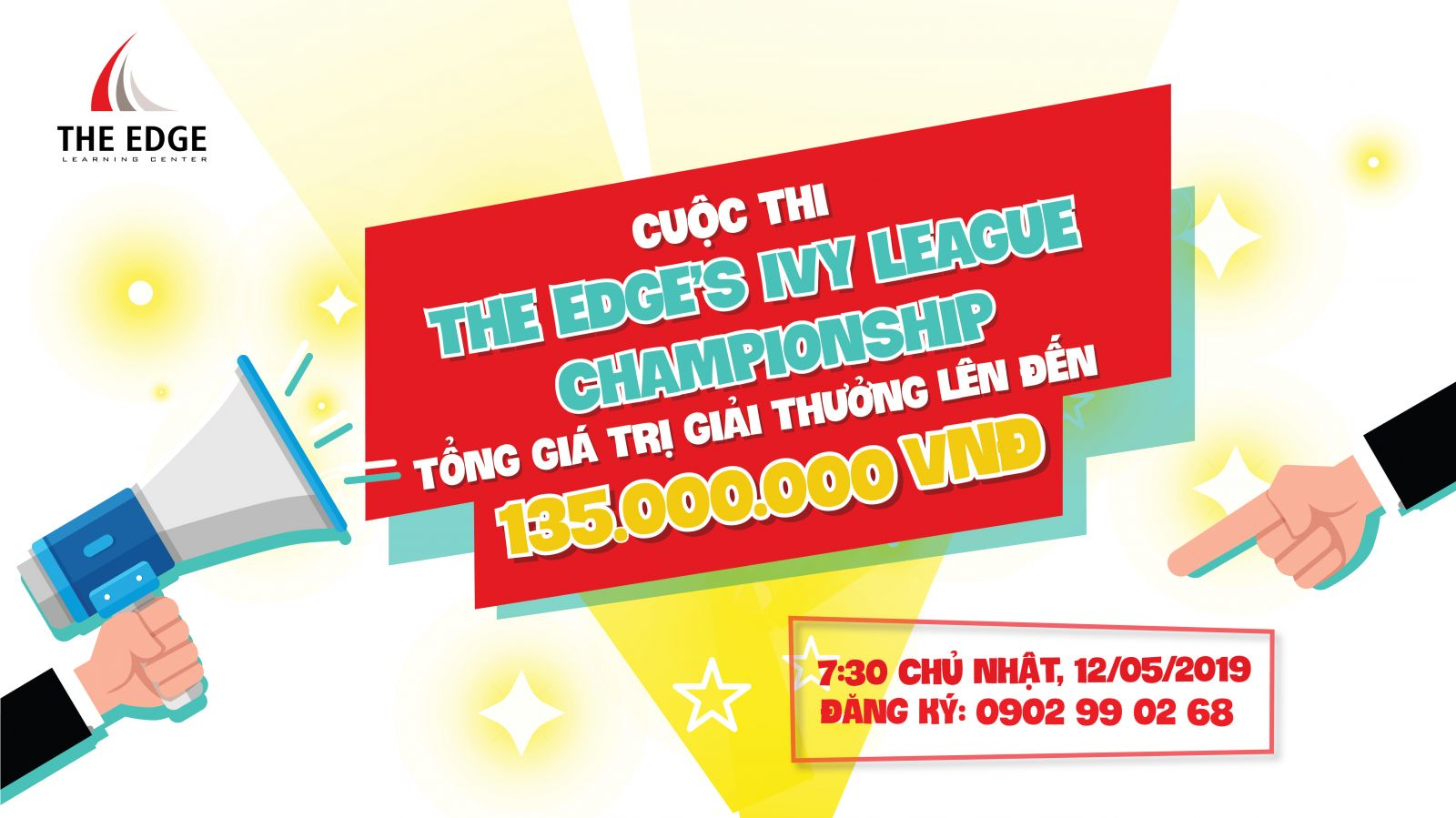CUỘC THI THE EDGE
