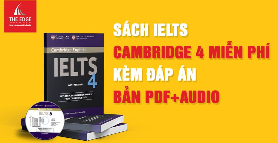 IELTS 4 - The Edge Learning Center
