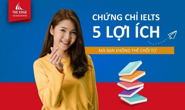 chứng chỉ ielts - The Edge Learning Center