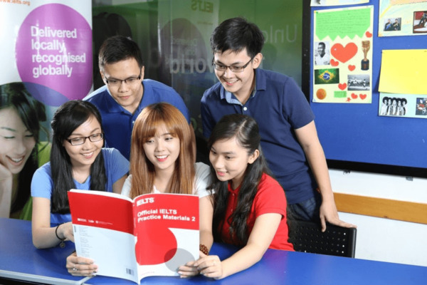dạy ielts - The Edge Learning Center