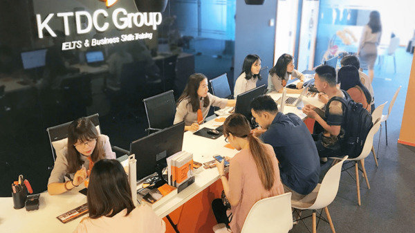 học luyện thi ielts - The Edge Learning Center