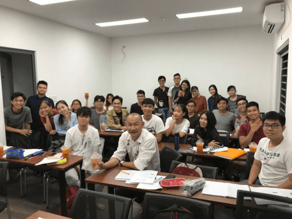 học thi ielts - The Edge Learning Center