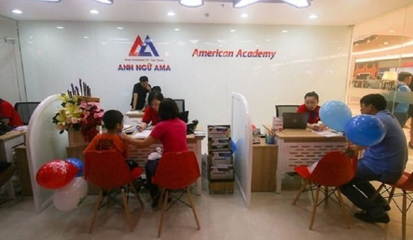 hoc tieng anh giao tiep o dau - The Edge Learning Center