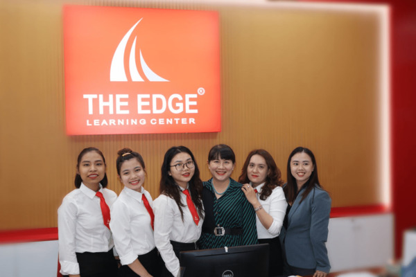 lớp luyện thi ielts - The Edge Learning Center