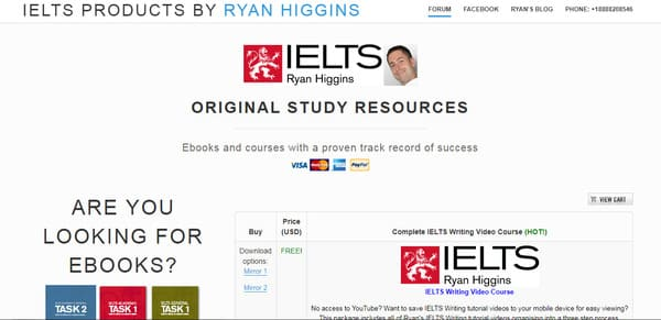 luyện thi ielts free online - The Edge Learning Center