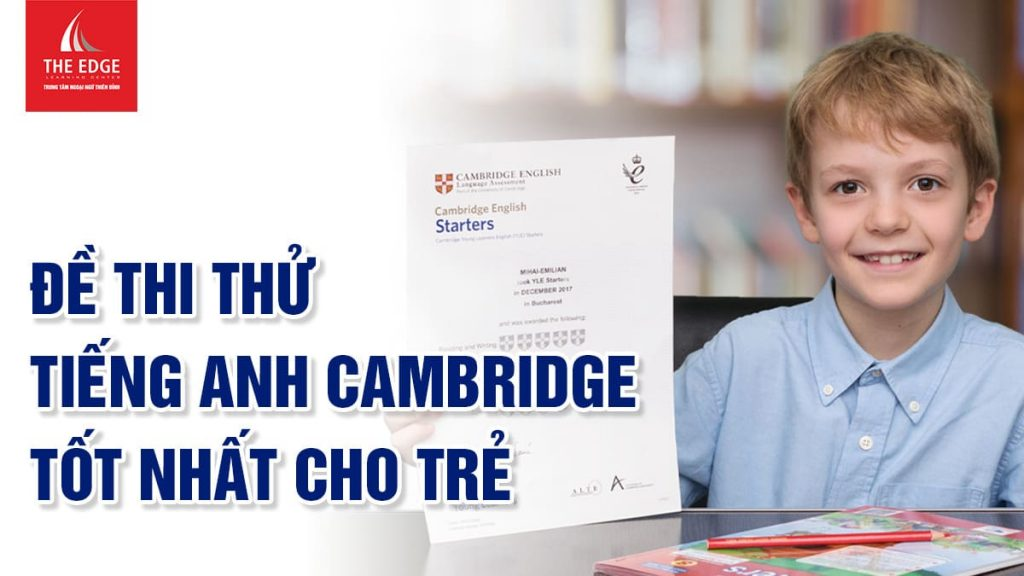 thi thử cambridge - The Edge Learning Center