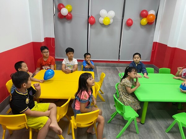 trung tâm anh ngữ cho trẻ em - The Edge Learning Center