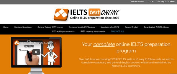 website luyện thi ielts online free - The Edge Learning Center
