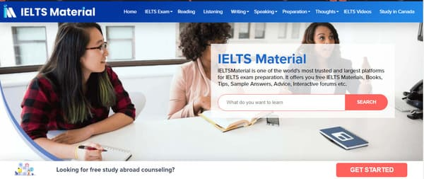 website luyện thi ielts online - The Edge Learning Center