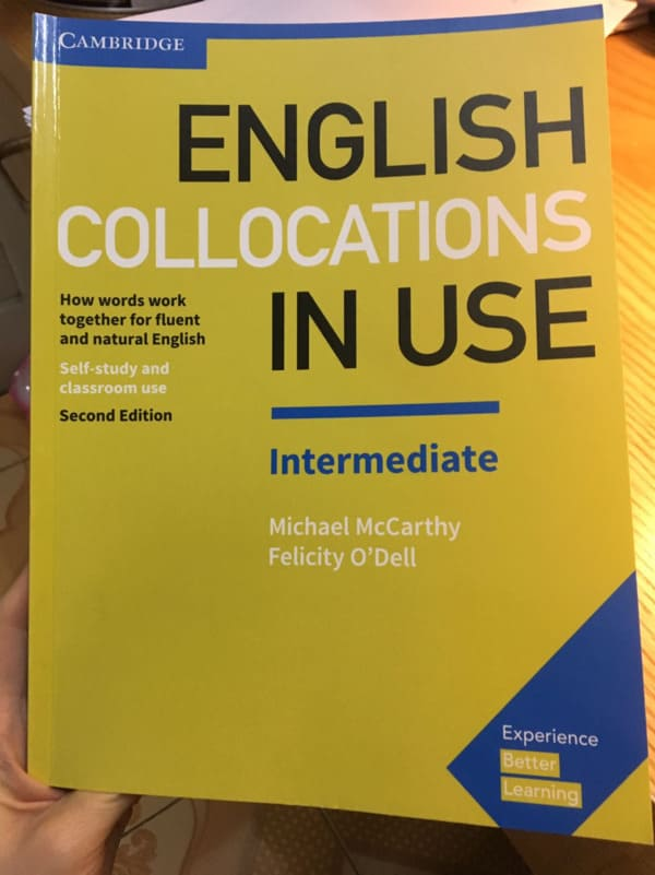 collocation ielts - The Edge Learning Center