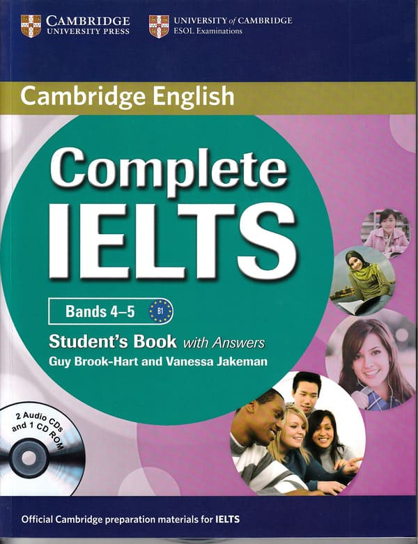 complete ielts band 4.5-5.0 - The Edge Learning Center