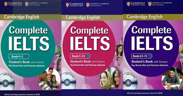 complete ielts band 5 - 6.5