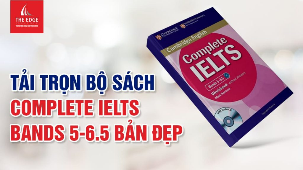 complete ielts bands 5-6.5 - The Edge Learning Center