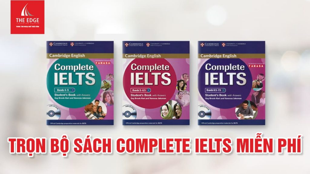 complete ielts - The Edge Learning Center