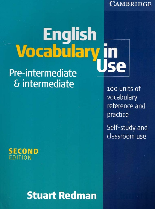 english vocabulary in use pdf - The Edge Learning Center