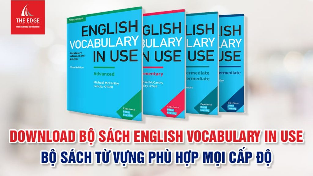 english vocabulary in use - The Edge Learning Center