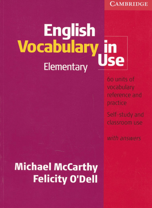 english vocabulary in use upper - intermediate - The Edge Learning Center