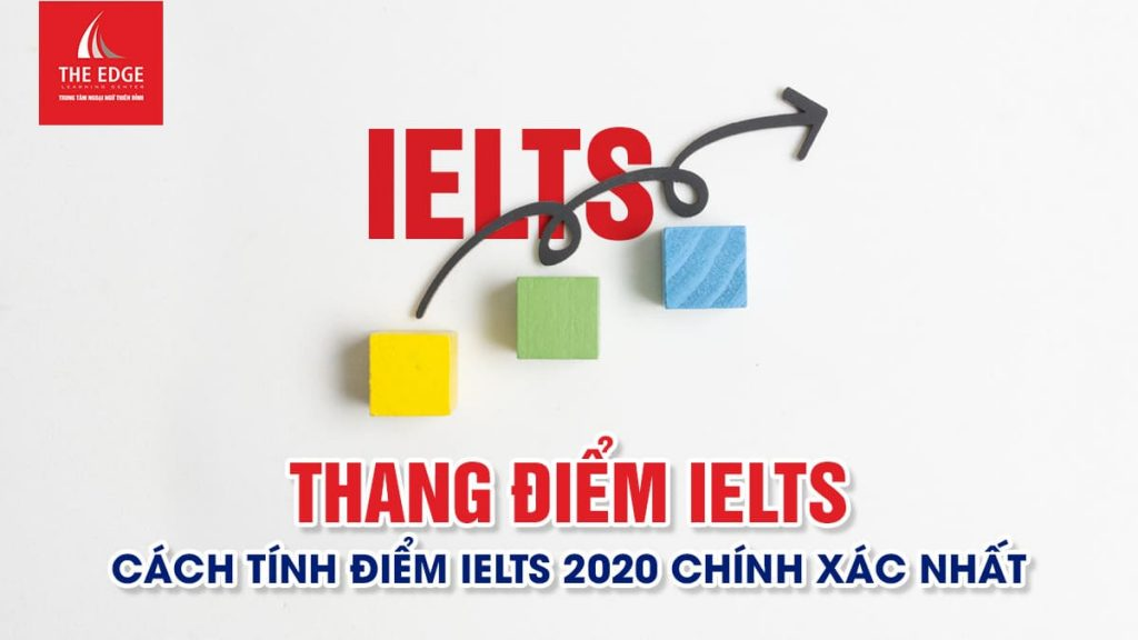 thang điểm ielts - The Edge Learning Center