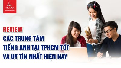 các trung tâm tiếng anh - The Edge Learning Center