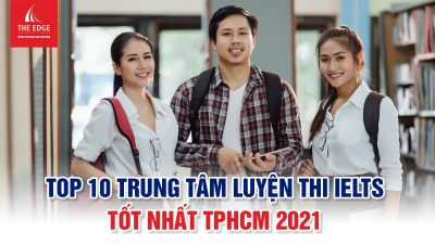 trung tâm IELTS - The Edge Learning Center